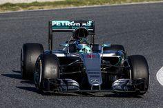 F1 バルセロナテスト 1日目