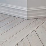 My ideal home would have the same flooring throughoutâ either a beautiful