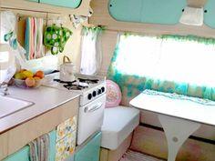 Lovely renovated 1960 14ft leisure travel trailer!