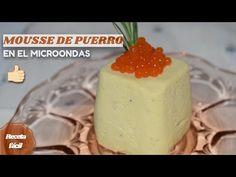 Mousse de Puerro 😍 EN MICROONDAS 🌟 con Microvapor 101º de Tupperware 🌟 - YouTube Tupperware, Mousse, Pudding, Youtube, Desserts, Food, Microwaves, Appetizer Recipes, Cooking