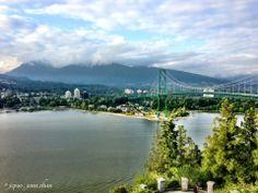 Prospect Point, Stanley Park, Vancouver, BC, Canada