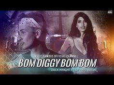 Zack Knight.Jasmin Walia - Bom Diggy (Offcial Music Video) + Lyrics - YouTube Zack Knight, Me Me Me Song, Music Videos, Lyrics, Channel, Songs, Youtube, Movies, Movie Posters