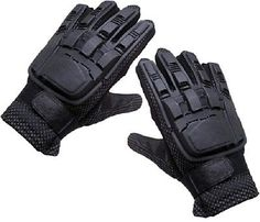 New #tansik full finger #plastic back airsoft gloves paintball #black,  View more on the LINK: 	http://www.zeppy.io/product/gb/2/321926381933/