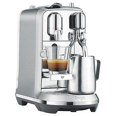 Buy Nespresso Creatista Pro Coffee Machine by Sage Online at johnlewis.com