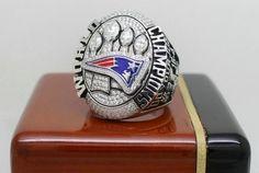Custom 2014 PATRIOTS CHAMPIONSHIP RING - Football
