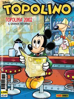 Topolino n. 3040 (04/03/2014)