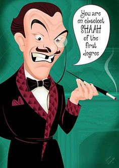 Terry-Thomas caricature by Glenn Lumsden http://glennlumsdenillustrator.com/ Contact me here on facebook https://www.facebook.com/glenn.lumsden