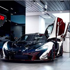 """8,818 Likes, 12 Comments - MadWhips World's Hottest Cars (@madwhips) on Instagram: """"McLaren P1 GTR"""