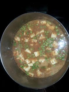 Indian style tofu When I lived in Buffalo New York I used to make this dish quite often. It is simple and easy to make. This dish is great for brunch. Serve with English Muffins.