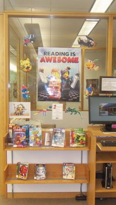 LEGO Reading is Awesome!
