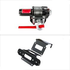 KFI Winch Mount Honda TRX420 Rancher AT IRS 100880