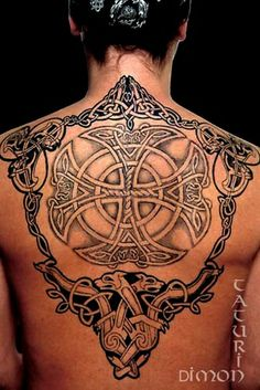Celtic tattoo #Tattoo