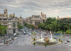 Plaza de Cibeles, Madrid (Spain), HDR | Flickr: Intercambio de fotos