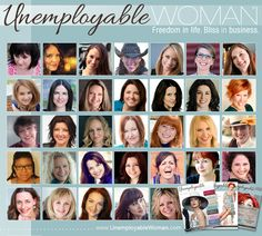Want to know how to build a business you love? Find out inside the Unemployable Woman Magazine (free to download). You'll see me inside along with Alexandra Franzen, Anne Samoilov, Abby Kerr, Helene Scott, Jessica Kupferman and Shawn Driscoll to name a few! www.UnemployableWoman.com Building A Business, Seo Tips, Entrepreneurship, Business Women, I Am Awesome, Advice, Magazine, Marketing, Woman
