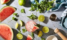 The Most Refreshing Summer Cocktail (and Three Ways to Serve It)