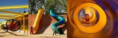 Archkids. Arquitectura para niños. Architecture for kids. Architecture for children.: Áreas de juego / Playgrounds