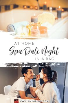 Check out everything you need to put together your own at home spa date night! With my free printables, you'll have access to a checklist, relationship questions and more to make sure you date night goes as smooth as possible. At Home Date Nights, Spa Day At Home, Home Spa, Romantic Night, Romantic Dates, Romantic Gifts, Marriage Relationship, Relationship Questions, Relationships