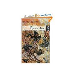Pyramiden: Ein Roman von der bizarren Scheibenwelt: Amazon.de: Terry Pratchett, Andreas Brandhorst: Bücher
