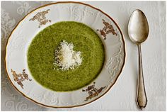Pradobroty: Špenátová polévka