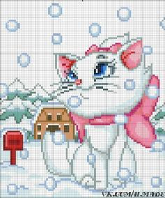 sandylandya@outlook.es cross stitch pattern
