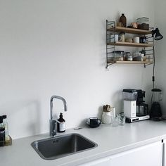 Tidy kitchen for once. It will last about 5 minutes Decor, Tidying, Tidy Kitchen, Home Decor, Kitchen