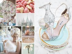 Which Disney princess wedding are you? (Cinderella themed) by Burnettsboards.com