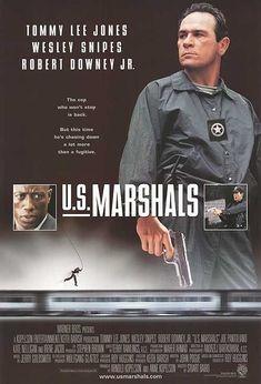 U.S. Marshals is a 1998 American action crime thriller film directed by Stuart Baird https://en.wikipedia.org/wiki/U.S._Marshals_(film)