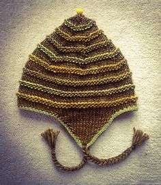 Flapmuts by Cello Knits