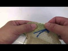 What is a Cast On Rag?  A cast on rag is the most amazing substitute for waste yarn and can be used to create a quick provisional cast on....