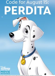 Beat the heat with Disney Movie Rewards Dog Days of Summer Sweepstakes. Enter for a chance to win a drool-worthy shopping spree for you and your furry best friend. Enter the sweepstakes and get a new code each week to unlock additional entries or points. Click the image for details and to enter.  This week's code is: PERDITA