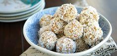 Oatmeal Carrot Cookie Dough Bites - vegan and gluten free