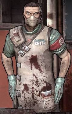 dr. zed borderlands Google Search Cosplay