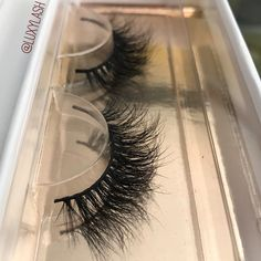 "Luxy Lash ""HOMEGIRL"" Mink Lashes Get 15% off with code LUXYPIN SHOP: www.luxy-lash.com #Fakeeyelashes"
