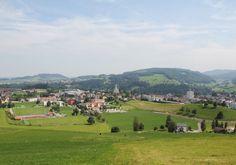 Kirchberg-Bazenheid, Kanton St. Gallen, CH