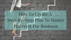 Pinterest users behave differently on this platform which means how you create and curate content will be different than what you post on Facebook, or what you tweet, etc. What it also means to you is it's in your best interest to step back and formulate a new plan starting today or risk wasting your time and losing sales that should be yours. Here's a simple step-by-step plan on how your business can efficiently maximize its' Pinterest marketing.