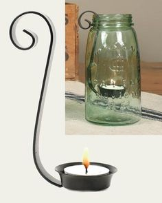 """½"""" wide and 8"""" long. These useful Wick Dippers will change the way that you blow out a candle. Use the dipper to hook the wick and extinguish the candle in the wax. The flame goes out with no smoke or"""