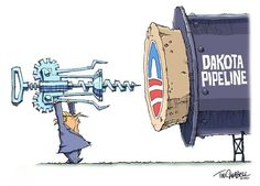 JOB OPENINGS | Feb/25/17 Cartoon by Tim Campbell - Corkscrew