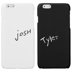 Josh + Tyler Tattoos Pack (2 Cases) |-/