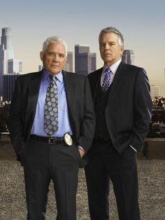 Lt. Provenza & Lt Flynn