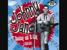 Johnny Jano - Rocking and rolling - Rockabilly.
