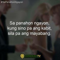 Hahaha! Filipino Quotes, Pinoy Quotes, Memes Tagalog, Hugot Quotes, Hugot Lines, Pick Up Lines, Edc, Haha, English