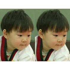 Daehan Song Il Gook, Triplet Babies, Superman Kids, Korean Tv Shows, Song Daehan, Man Se, Song Triplets, Miss You Guys, Cute Faces