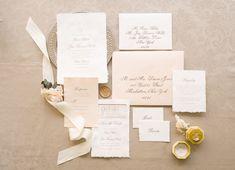 Wedding invitations Wedding Invitation Trends, Wedding Trends, Handmade Wedding Invitations, Elegant Wedding Invitations, Traditional Wedding Invitations, Blush Pink Weddings, Invitation Paper, Timeless Wedding, Wedding Paper