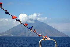 Yes the island of Vulcano is always erupting!   If you go to Sicily - you must go to the islands Vulcano, Lipari, & Panaera.  These little islands will take your breath away!     I stayed in Lipari and is the best place to stay within these little islands.  Everyday you can take a speed boat from...