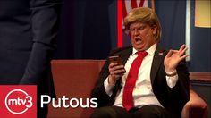 Trump-sketsi   Putous 8. kausi   MTV3 Season 8, Music, Funny, Youtube, Sketch, America, Fictional Characters, Musica, Musik