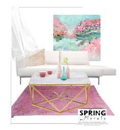"""Spring will come..."" by farnazarsalann ❤ liked on Polyvore featuring interior, interiors, interior design, home, home decor, interior decorating, Cyan Design, PiP Studio and H&M"