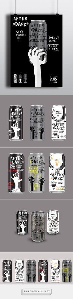 After Dark energy drink