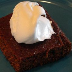 Old Fashion Molasses cake This was a personal favorite of my dad's! He loved this cake.