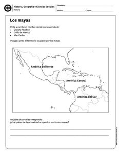 Los mayas-bell-ringer for day when focus is on the Maya Spanish Immersion, Bell Ringers, Vocabulary List, Teaching Spanish, Spanish Class, Home Schooling, Science For Kids, School Projects, Social Studies