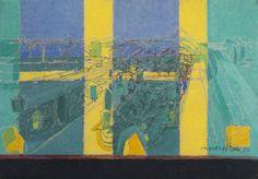 Jacques Villon | Le Jardin deL'Eveche a Castres (1954), Available for Sale | Artsy